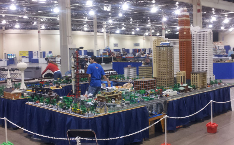 Great Train Show NOVI 2018