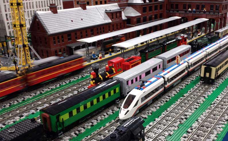 Show: Toledo Train Show