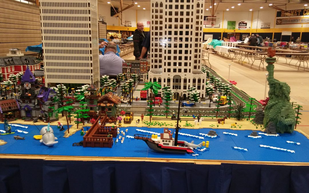 2019 Greater Toledo Train & Toy Show
