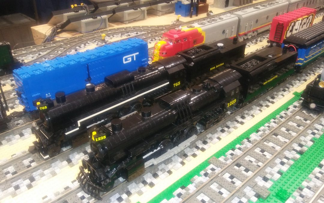 Southeast Michigan Model Train Show And Sale