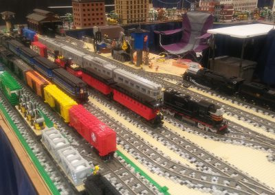 MichLUG at Saline Train Show 2018-02-18 (3)
