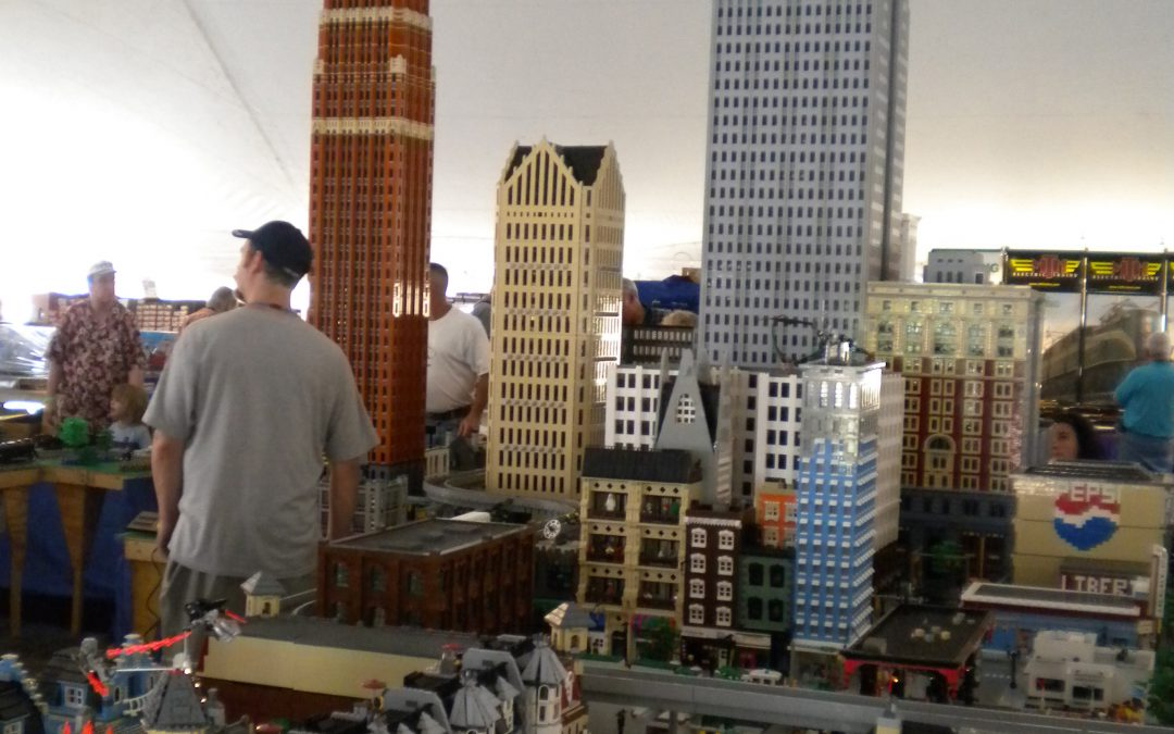 Worlds greatest Hobby and train show