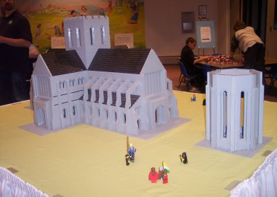 LEGO ST. Aidan's Church 2009 05